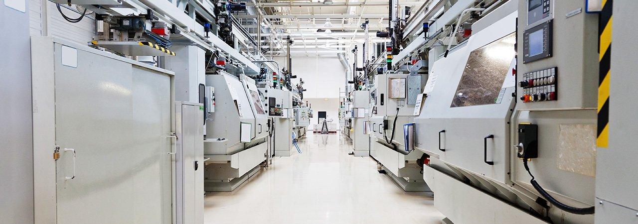 Maschinenhalle, Lietex Maschinenbedarf