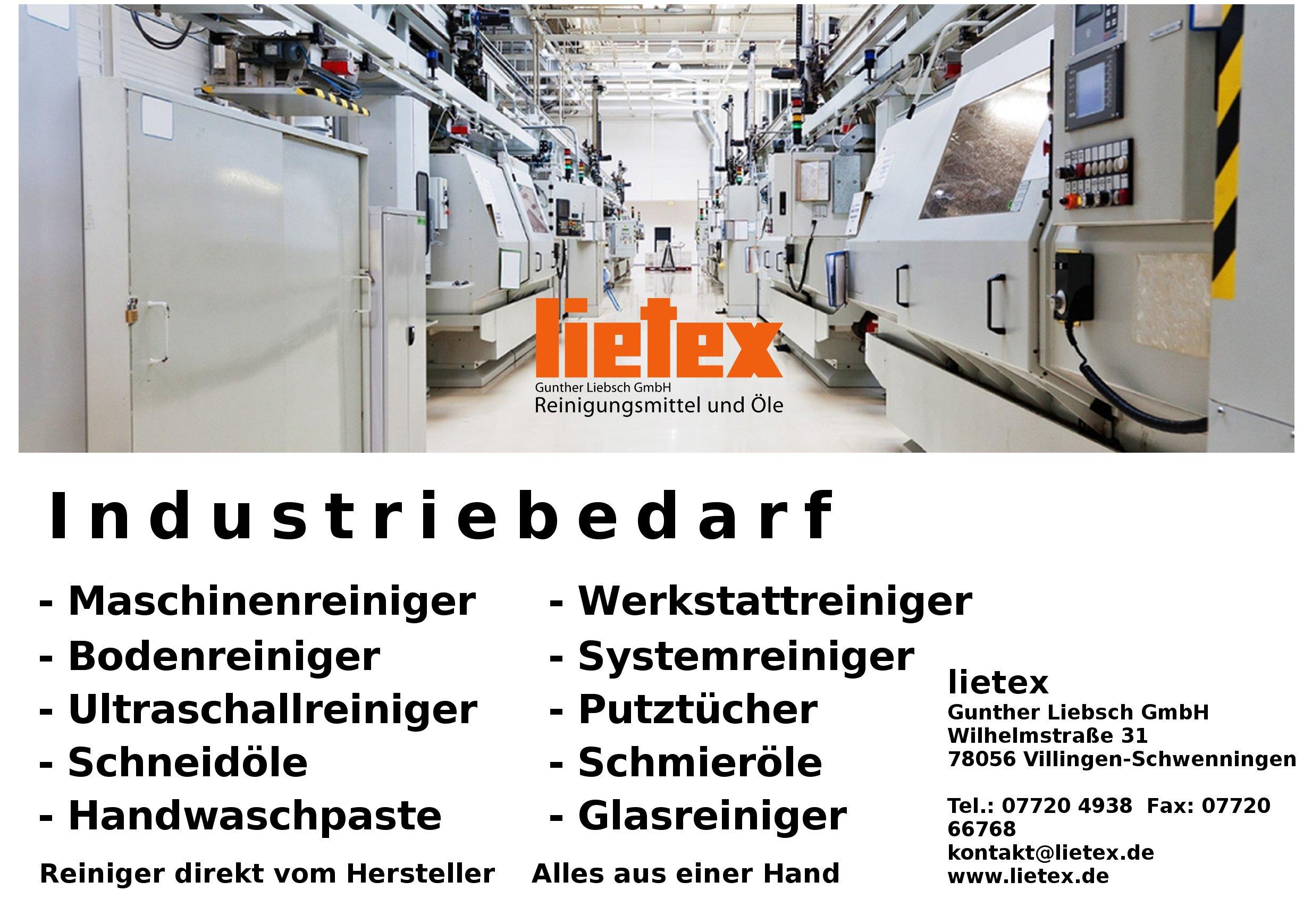 Lietex Industriebedarf