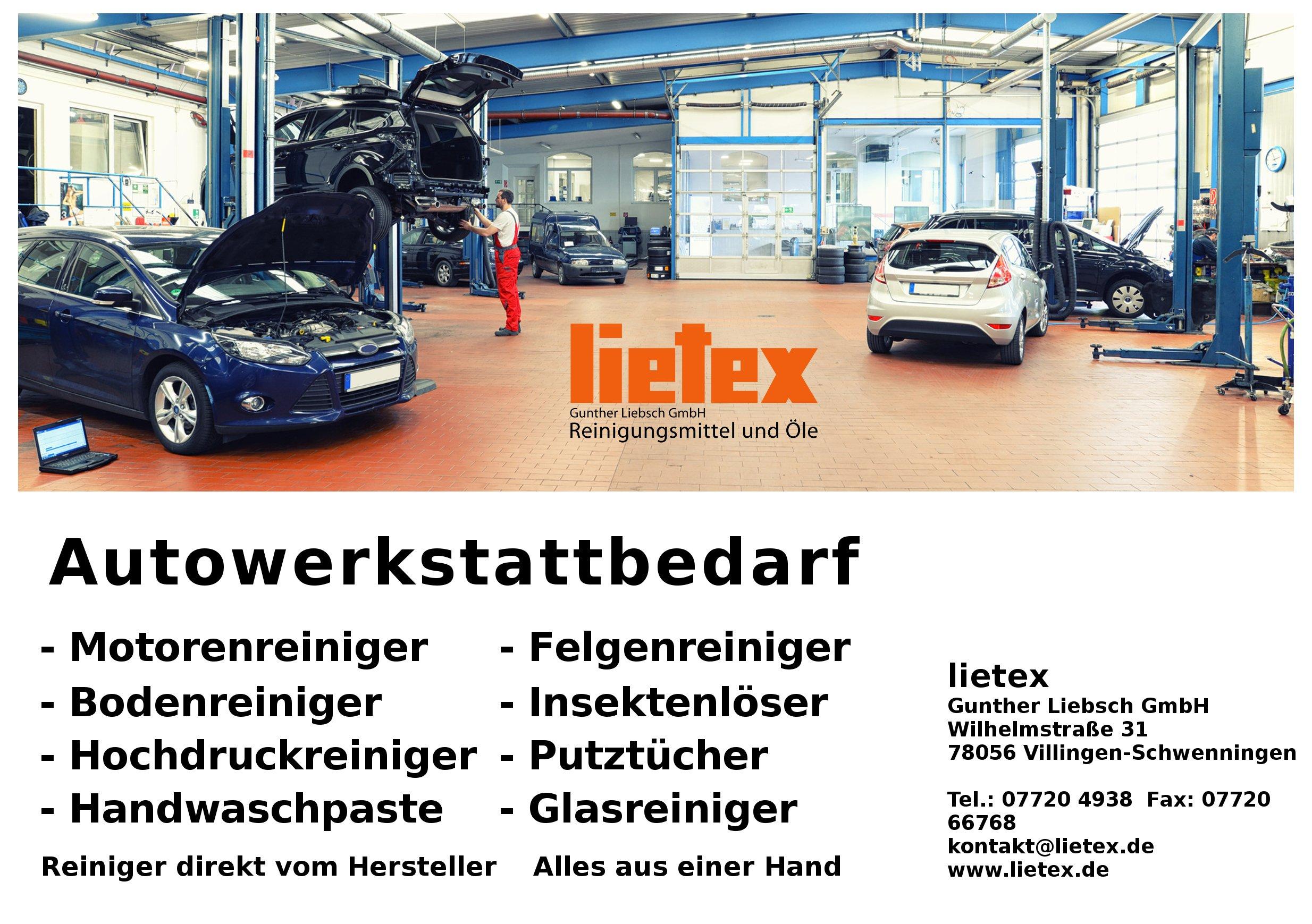 Lietex Autowerkstattbedarf, Videos zu Produkten