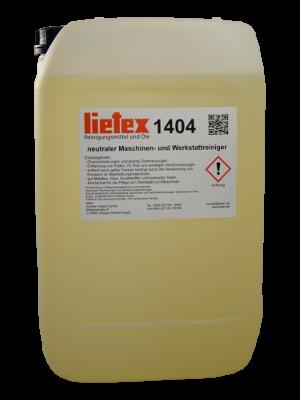 Lietex neutraler Maschinen- und Werkstattreiniger