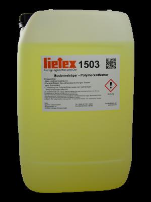 Lietex Bodenreiniger und Polymerentferner, Kanister