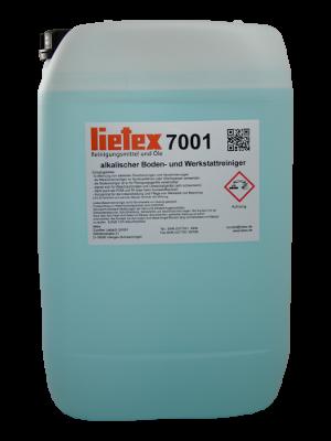 Reiniger, alkalischer Boden- und Werkstattreiniger von Lietex