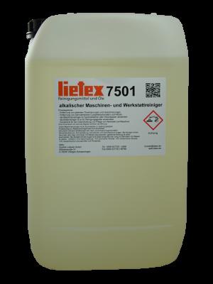 Lietex, alkalischer Maschinen- und Werkstattreiniger, Kanister