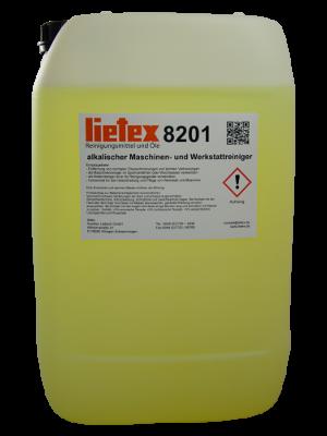 Alkalischer Reiniger von Lietex, Maschinen- und Werkstattreiniger