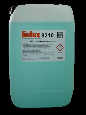 Lietex HD blau Waschkonzentrat, Reiniger